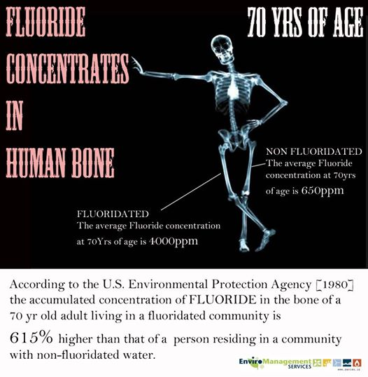Fluoridation is not safe - fluoride free NZ