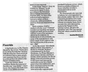 Imelda Hitchcock 28 July Timaru Herald