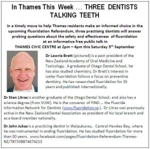 Thames 1 Sep Dentists Talk