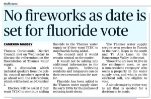 Thames Referendum 7 August 2015