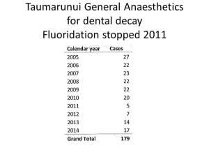 Taumarunui GA Numbers