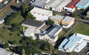 Onehunga Water Treatment Plant